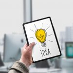 Take advantage of the digital transformation to recycle your ideas box